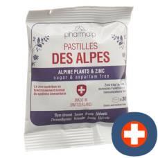 Pharmalp pastilles des alpes refill 30 pcs