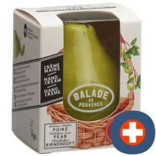 Balade en provence hand cream pear pot 30 ml
