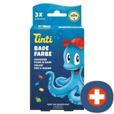 Tinti bath color 3-pack german / french / italian