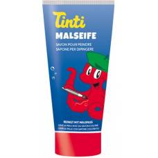 Tinti painting soap red german / french / italian