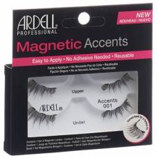 Ardell lashes magnetic accent 001
