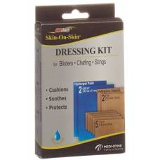 Spenco 2nd skin association against blisters assorted 8 pcs