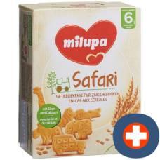Milupa biscuits 180 g safari