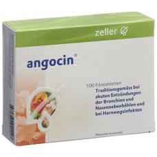 Angocin filmtabl 100 pcs