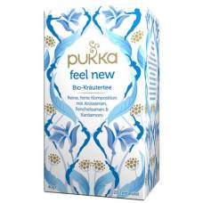 Pukka feel new tea organic deustch btl 20 pcs
