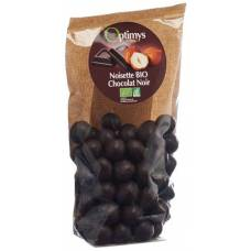 Optimy enjoyment hazelnuts dark chocolate bio 150 g