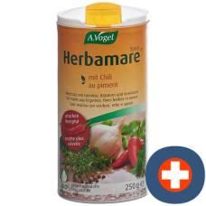A. vogel herbamare spicy herbal salt 250 g
