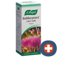 A. vogel boldocynara hepatobiliary drops fl 50 ml