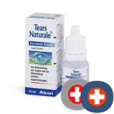 Tears naturale gd opht fl 10 ml
