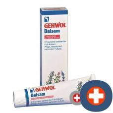 Gehwol balsam dry skin 125 ml