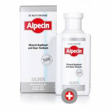 Alpecin silver hair tonic mineral 200 ml