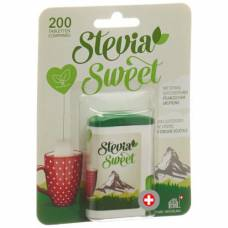 Assugrin steviasweet tabletten 200 stk