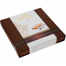 Gottlieber premium chocolate branches with cappuccino