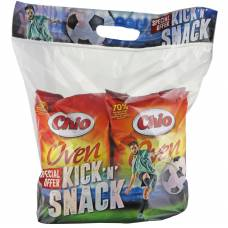 Chio wm ovenchips with bag 4x150g