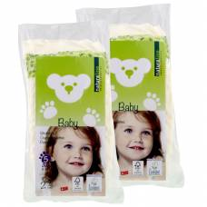 My baby 5 junior diapers 11-20kg 2 pieces